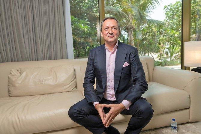 Kleindienst Group CEO Josef Kleindienst hEART OF EUROPE DUBAI