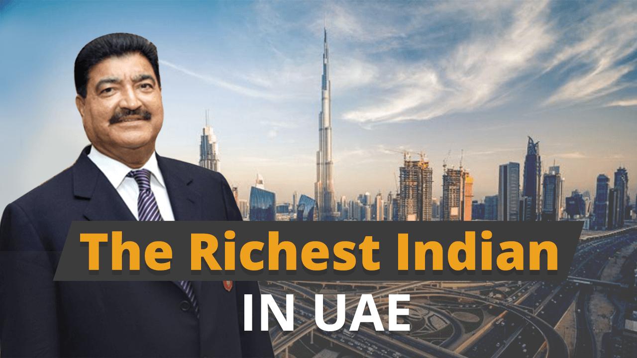 India-born billionaire B.R. Shetty