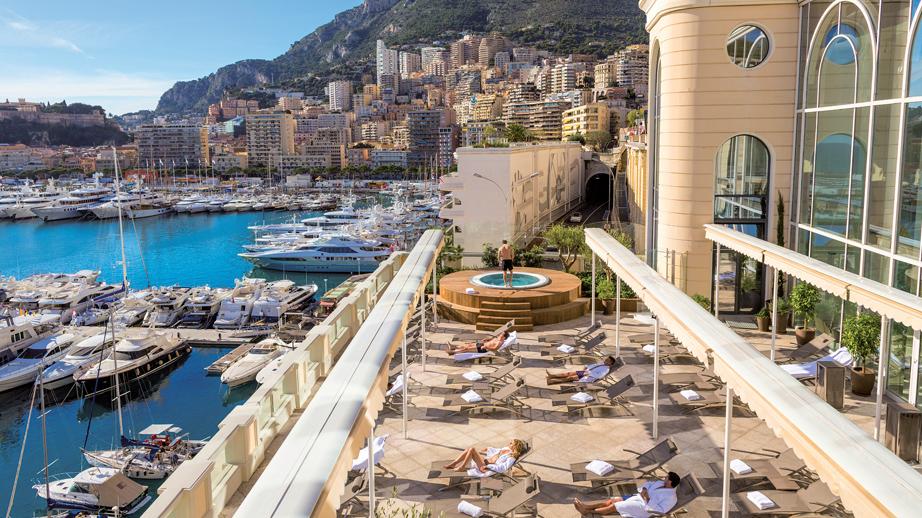 Monte Carlo Monaco Hotel
