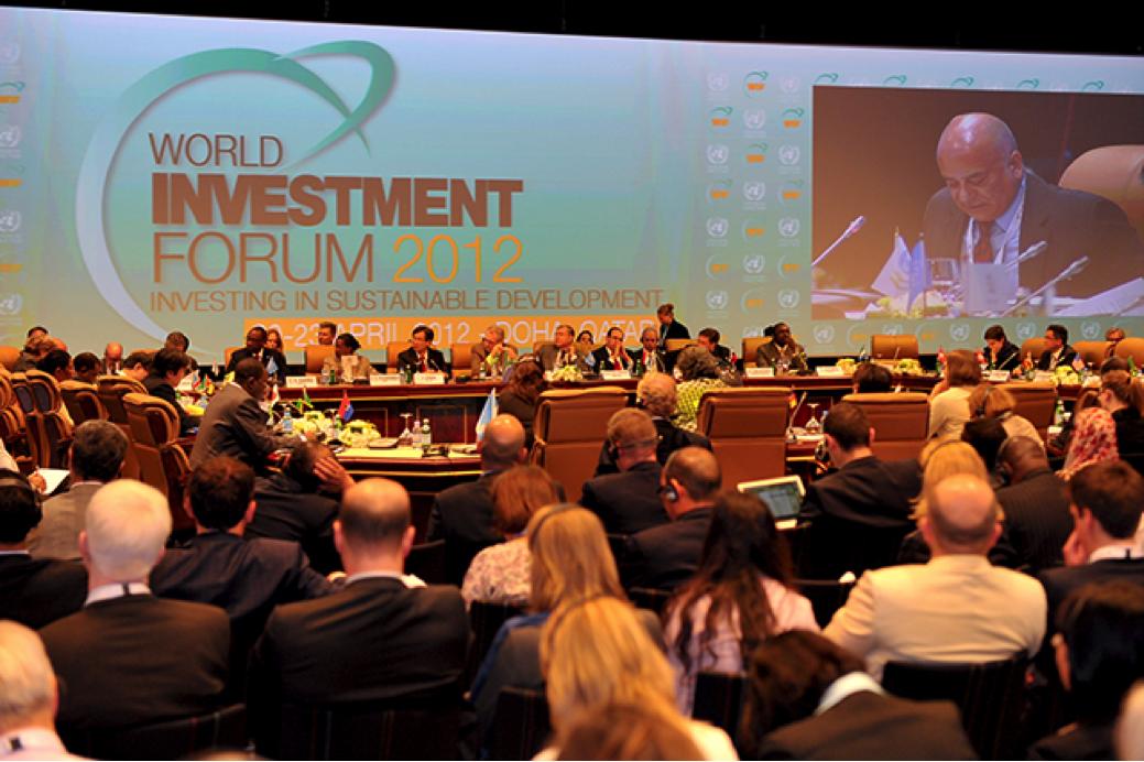 World Investment Forum 2018
