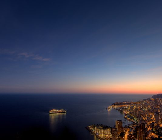 "Monaco is developing "" The smart country spirit"". Digital in its strategy of international economic conquest."