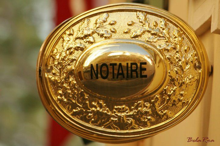 How to find notary in Monaco