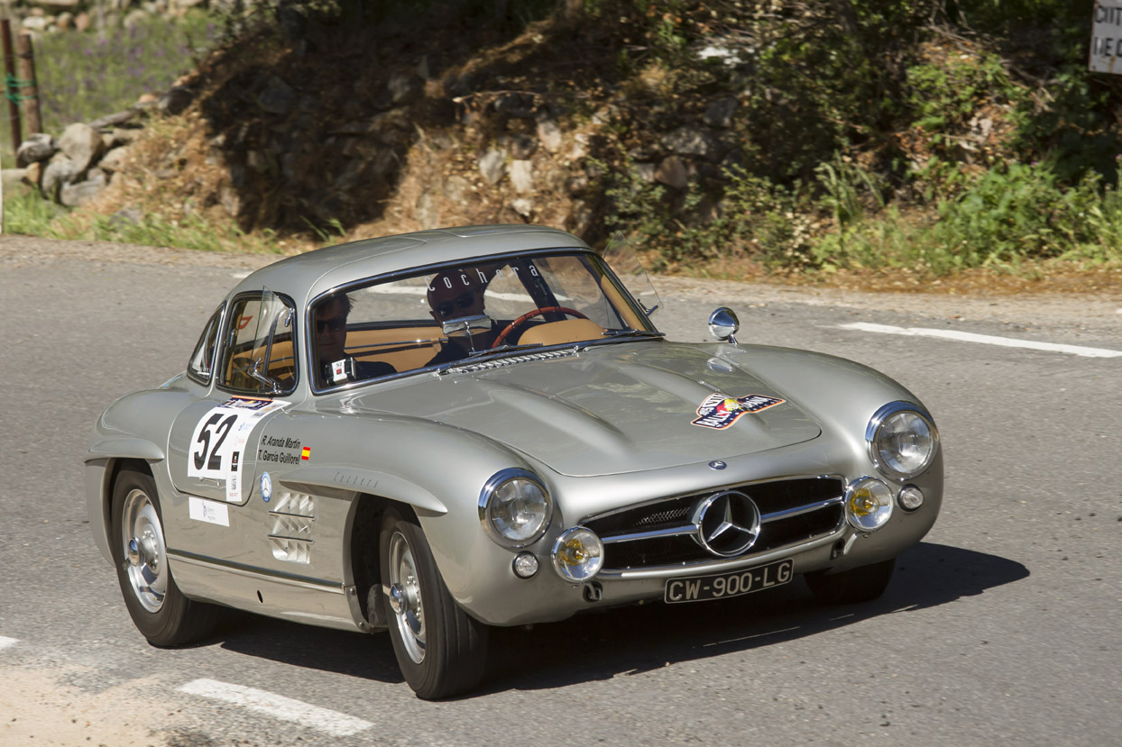 300 SL Gullwing Mercedes