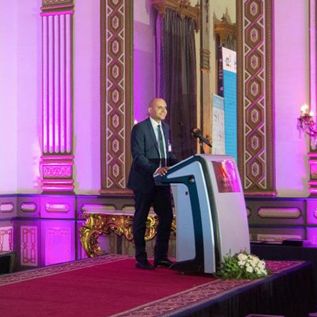Mohamed Morsy, MBA, MFIN, Country Head for FiM