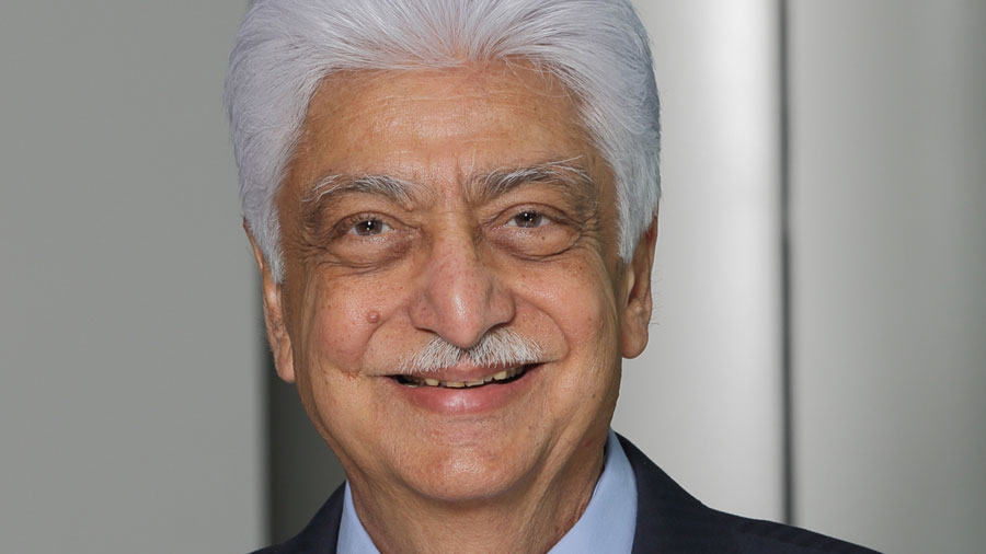 Azim Premji, Chairman of Wipco