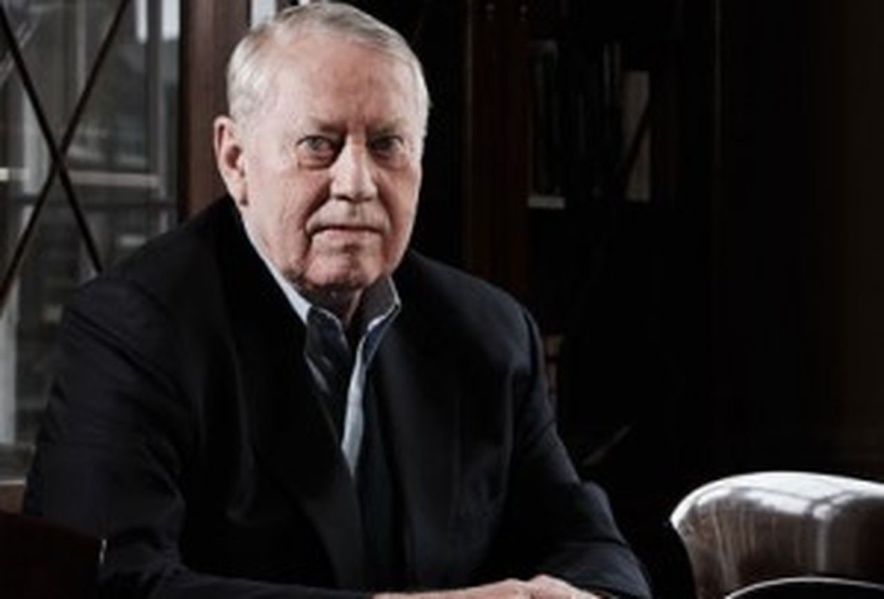 Chuck Feeney, Co-Founder of Duty Free Shoppers Group