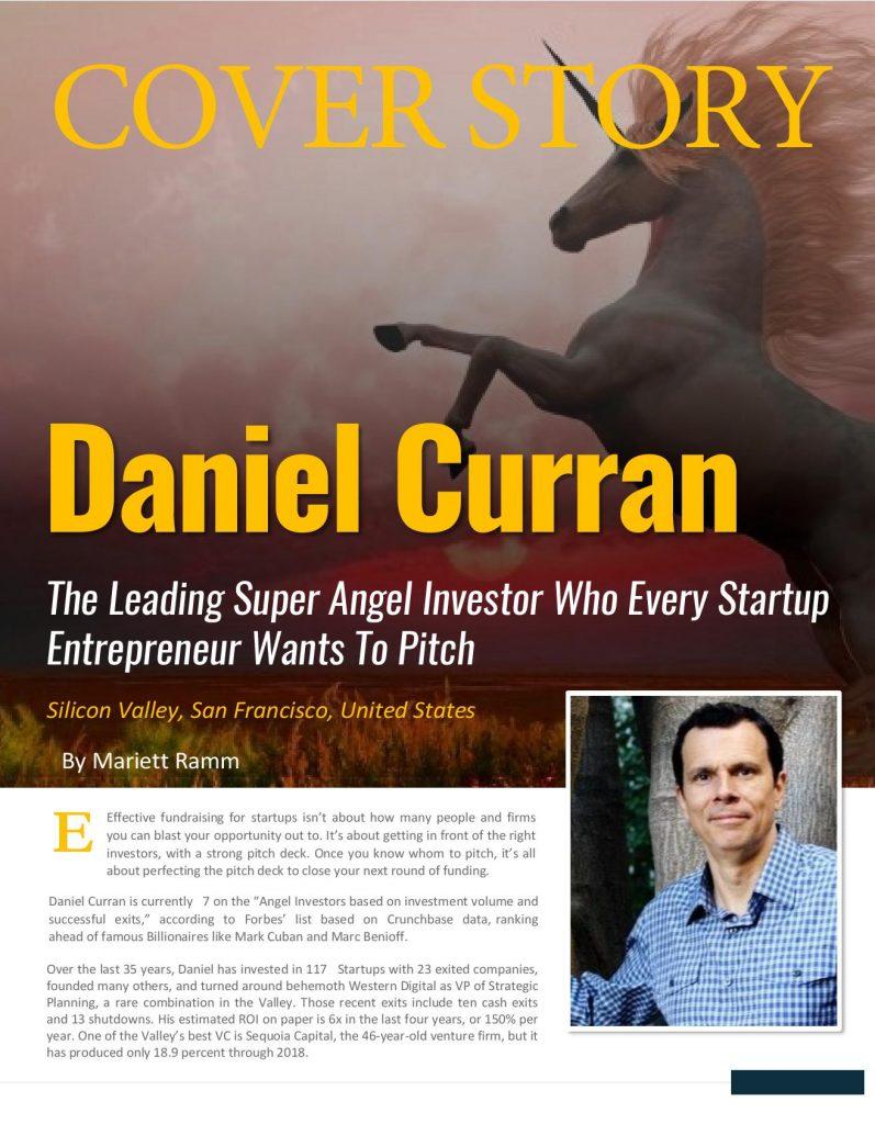 Daniel Curran Silicon Valley Super Angel