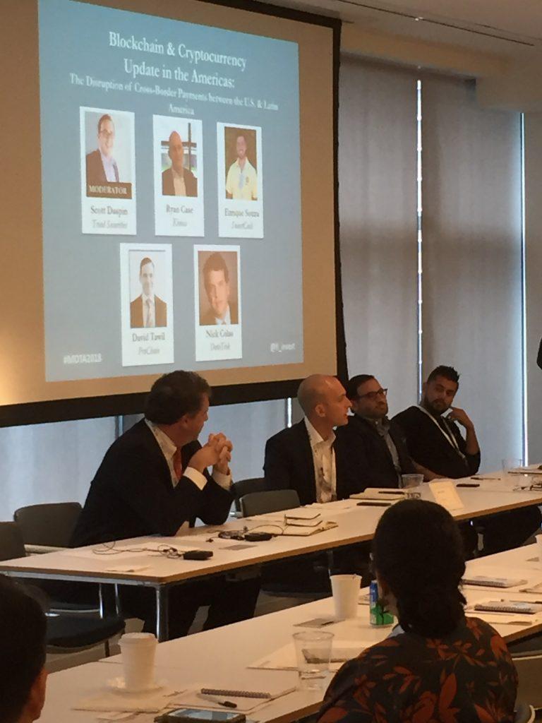 FLAIA Miami Event - CCO Ryan Case on the panel