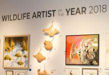 bILL pRICKETT WILD LIFE ARTIST OF THE YEAR