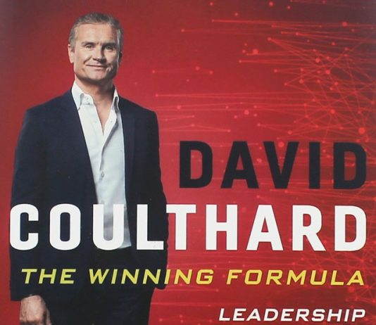 David Coulthard The Winning Formula