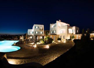 Luxury Villa Rental Greece