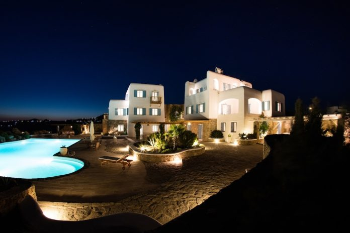 Luxury Villa Rental Greece