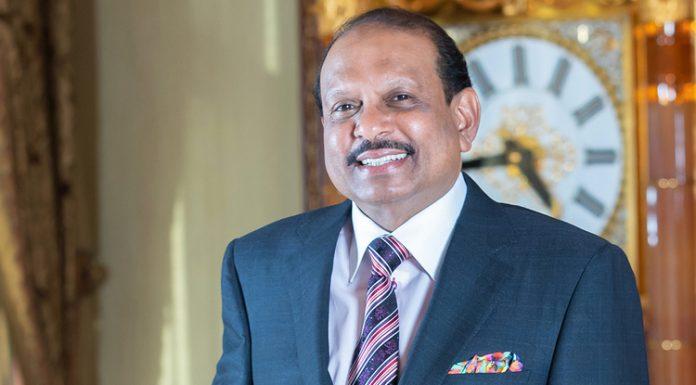 Chairman and Managing Director of LuLu Group International, Yusuff Ali M.A